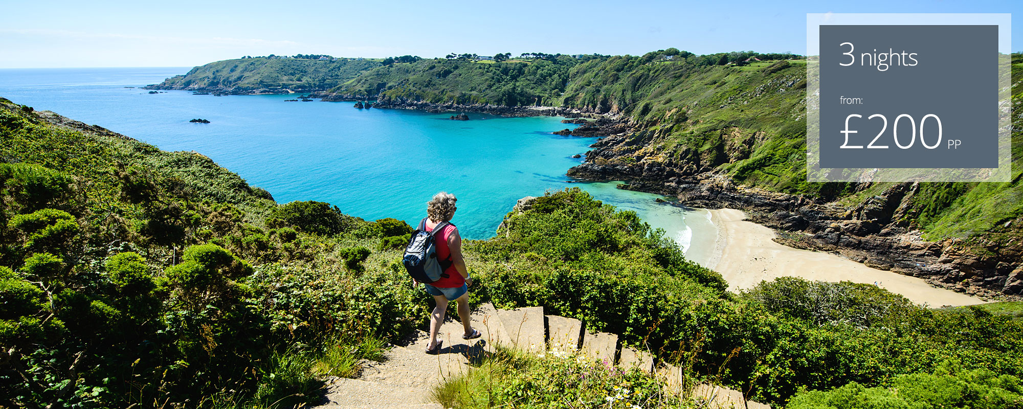 Guernsey Discovery Breaks.